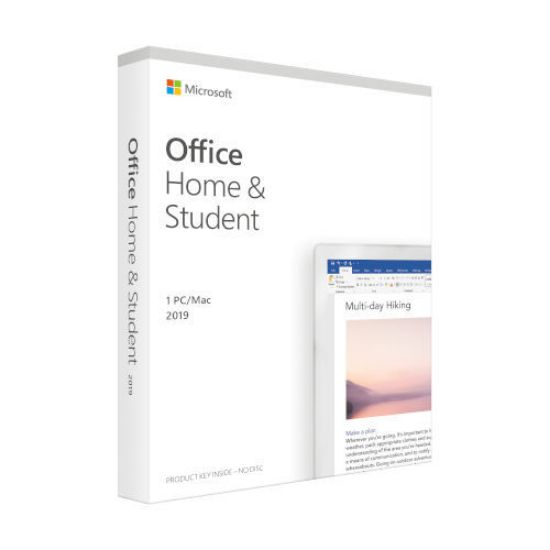 Image de Microsoft Office Home and Student 2019 FR