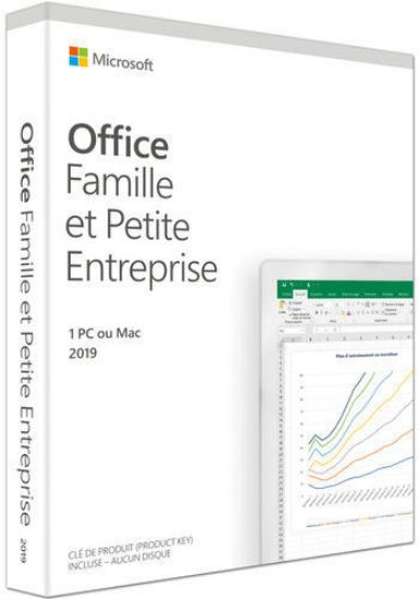 Image de Microsoft Office Home and Business 2019 FR