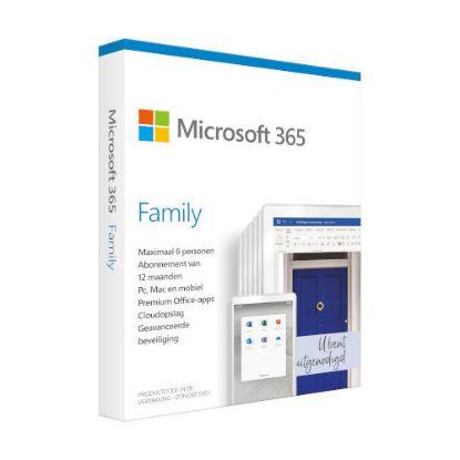 Image de Microsoft Office 365 Family Dutch