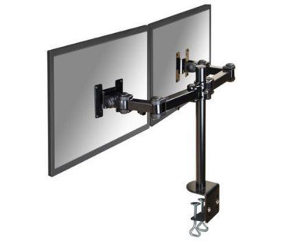 "Image de Newstar FPMA-D960D LCD/TFT Deskmount 10-24"" 2 Screens/Deskcl"