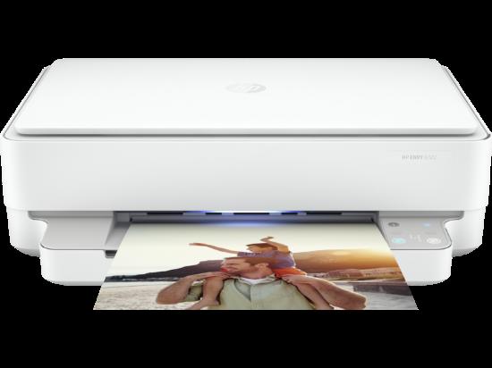 Image de HP Envy 6022 All-in-One Printer (white)