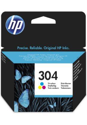 Image de HP Ink/304 Tri-color