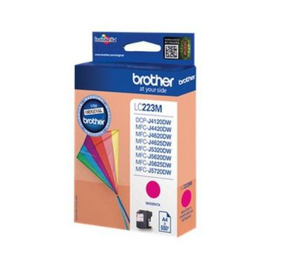 Image de Brother LC-223M Magenta Inkt (600 pages)