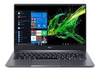 """Image de Acer Swift3 14""""FHD IPS i7-1065G7 16GB 512SSD Grijs Wifi6 W10"""
